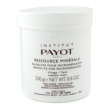 Payot-Ressource Minerale Rhyolite For Microabrasion ( Salon Size )