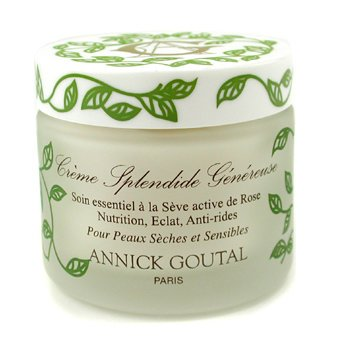 Annick Goutal-Creme Splendide Genereuse Face Cream ( Dry & Sensitive Skin )