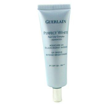Guerlain-Perfect White Pearl Lily Complex Intense Brightening UV Shield SPF 50 PA+++