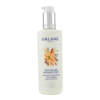 Orlane B21 Anti-Aging Sun Cream for Body SPF 12 (Unboxed) 250ml/8.3oz