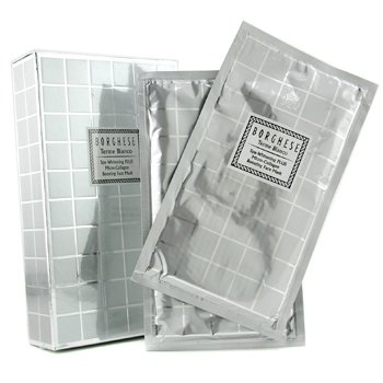 Borghese-Terme Bianco Spa-Whitening Plus Micro-Collagen Boosting Face Mask