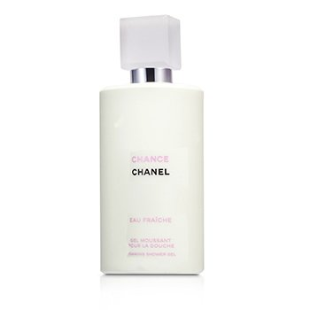ChanelGel de banho Chance Eau Fraiche Foaming  200ml/6.8oz