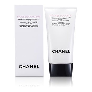 Chanel Precision Mousse Douceur Rinse Off Foaming Cleanser 150ml/5oz