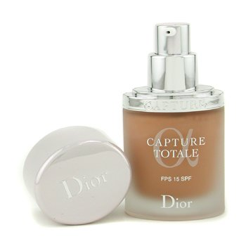 Christian Dior-Capture Totale High Definition Serum Foundation SPF 15 - # 033 Apricot Beige
