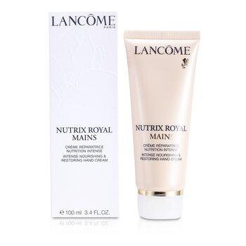 Lancome Nutrix Royal Mains Intense Crema de Manos Nutriente y Restauradora  100ml/3.4oz