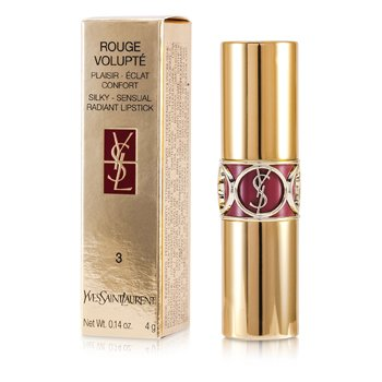 Yves Saint Laurent-Rouge Volupte ( Silky Sensual Radiant Lipstick SPF 15 ) - No. 03 Ultimate Beige