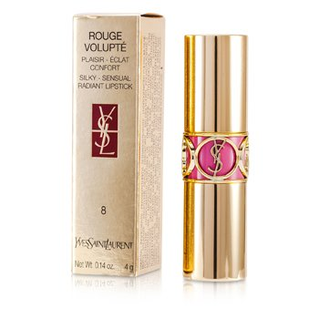 Yves Saint LaurentRouge Volupte (Silky Sensual Radiant Lipstick SPF 15) - No. 08 Fetish Pink 4g/0.14oz