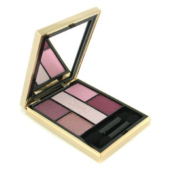 Yves Saint Laurent-Ombres 5 Lumieres ( 5 Colour Harmony for Eyes ) - No. 02 Indian Pink