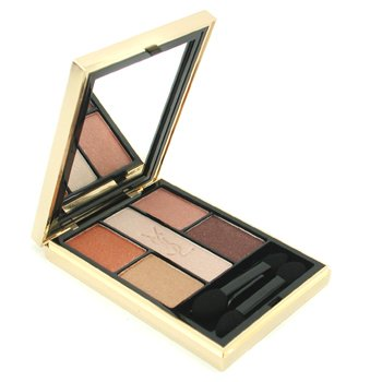 Yves Saint Laurent-Ombres 5 Lumieres ( 5 Colour Harmony for Eyes ) - No. 03 Tawny