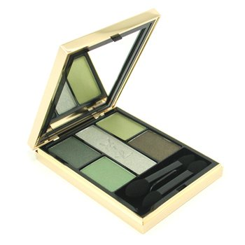 Yves Saint Laurent-Ombres 5 Lumieres ( 5 Colour Harmony for Eyes ) - No. 06 Garden of Eden