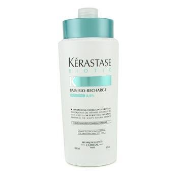 Kerastase Kerastase Biotic Bain Bio-Recharge Shampoo (Combination Hair) 1000ml34oz