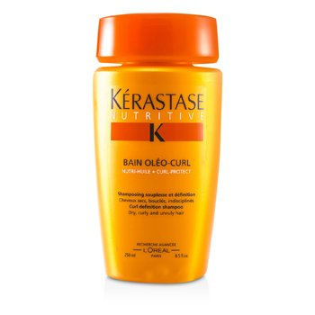 NutritiveKerastase Nutritive Bain Oleo-Curl Curl Definition Shampoo 250ml/8.5oz