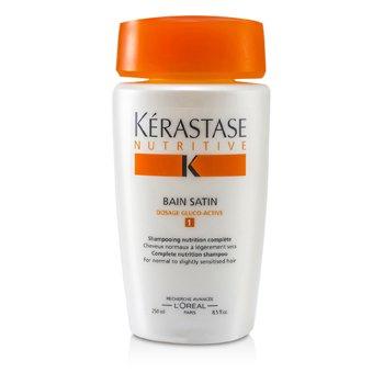 KerastaseKerastase Nutritive Bain Satin 1 Shampoo (Normal to Slightly Sensitised Hair) 250ml/8.5oz