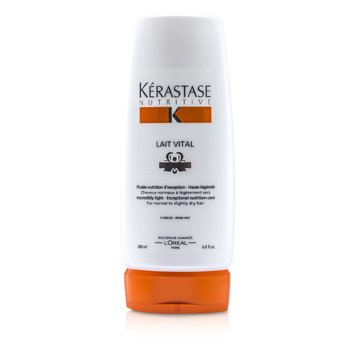 KerastaseNutritive Lait Vital Incredibly Light Nourishing Care (For Normal to Slightly Dry Hair) 200ml/6.8oz