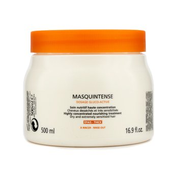 KerastaseKerastase Nutritive Masquintense Highly Tratamiento Concentrado Nutriente ( Cabello Seco y Fino/Sensible ) 500ml/16.9oz