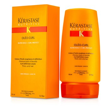 KerastaseNutritive Oleo-Curl Curl Definition Cream (For Thick, Curly Hair) 150ml/5oz