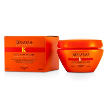 KerastaseNutritive Oleo-Curl Intense Hydra-Softening Curl Definition Masque (For Thick, Curly & Unruly Hair) 200ml/6.8oz