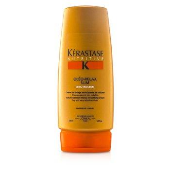 Nutritive Oleo-RelaxKerastase Nutritive Oleo-Relax Slim Smoothing Cream (Dry & Rebellious Hair) 200ml/6.8oz