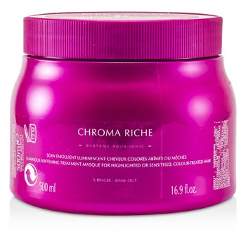 Kerastase Kerastase Reflection Chroma Riche Luminous Softening Treatment Masque (For Highlighted or Sensitised  Color-Treated Hair) 500ml/16.9oz