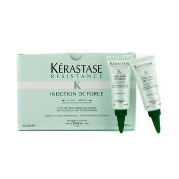 KerastaseKerastase Resistance Injection De Force Pre-Technical Service Treatment 30x20ml