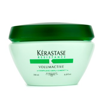 Kerastase Kerastase Resistance Volumactive Light Volumn Contouring Care (Fine & Vulnerable Hair)  200ml/6.7oz