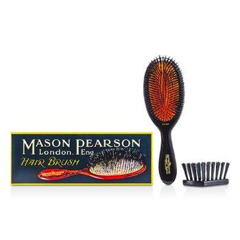 Mason PearsonBoar Bristle - Small Extra Pure Bistle Hair Bush (Dark Ruby) 1pc