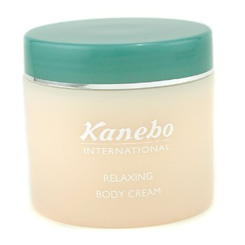 Kanebo-Relaxing Body Cream ( Unboxed )
