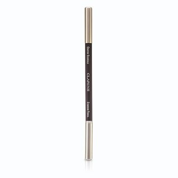 Clarins Eyebrow Pencil - #01 Dark Brown  1.3g/0.045oz