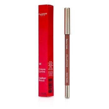 Clarins-Lipliner Pencil - #08 Praline