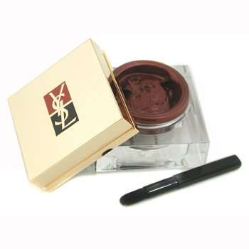 Yves Saint Laurent-Fard Lumiere Aquaresistant Water Resistant Eye Shadow - # 4 Copper Brown
