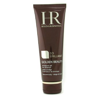 Helena Rubinstein-Golden Beauty So Brilliant Prodigious Gel Tan Enchancer Face And Body