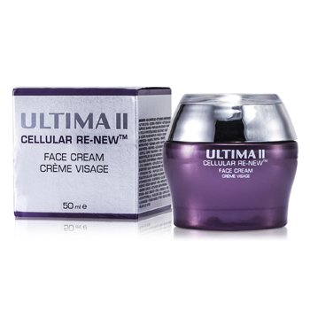 Ultima-Cellular Re-New Face Cream