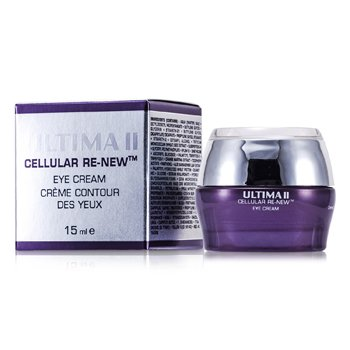 Ultima-Cellular Re-New Eye Cream