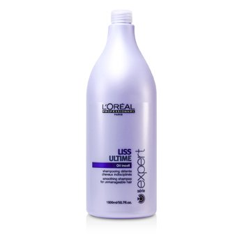 L'Oreal Professionnel Expert Serie - Liss Ultime Oil Incell Smoothing Shampoo (For Unmanageable Hair)  1500ml/50.7oz