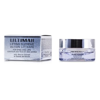 Ultima-Lifting Supreme Action Liftante For Eyes & Lips w/ Botulic Extract