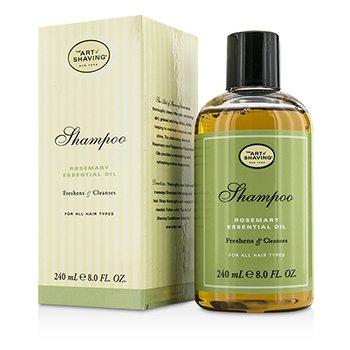 The Art Of ShavingShampoo - Com oleo de alecrim ( Para todos os tipos de cabelo ) 240ml/8oz