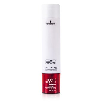 SchwarzkopfBC Repair Rescue Shampoo (For Damaged Hair) 250ml/8.4oz