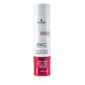 SchwarzkopfBC Repair Rescue Acondicionador Reparador 200ml