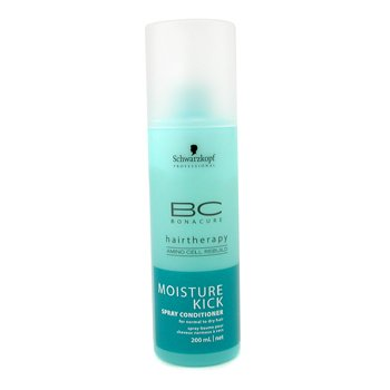 Schwarzkopf BC Moisture Kick Moisture Spray Conditioner  200ml/6.7oz