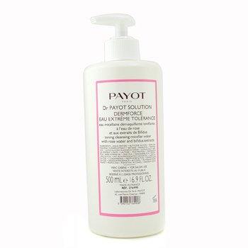 Payot-Dr Payot Solution Dermforce Toning Cleansing Micellar Water ( Salon Size )
