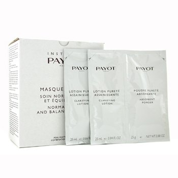 Payot-Masque Purete Normalizing and Balancing Care - For Oily Skin ( Salon Size )