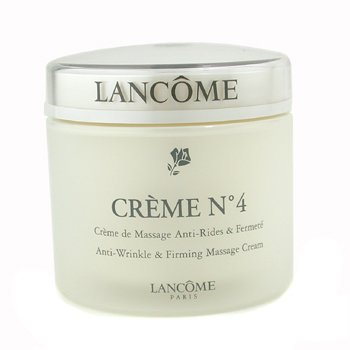 Lancome-Creme No 4 Anti-Wrinkle & Firming Massage Cream ( Unboxed )
