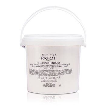 PayotRessource Minerale Gemstone Balm with Rhodochrosite Extract ( Tamanho profissional ) 2.5kg/88.1oz