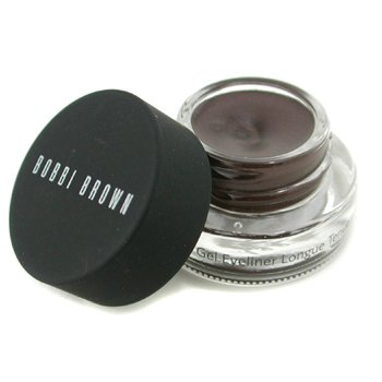Bobbi Brown Long Wear Gel Eyeliner - # 23 Black Mauve Shimmer Ink 3g/0.1oz