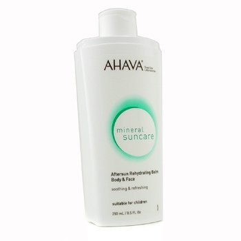 Ahava Aftersun Rehydrating Balm For Body & Face 250ml/8.5oz