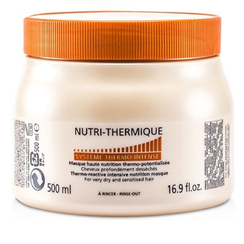 KerastaseNutritive Nutri-Thermique Thermo-Reactive Mascarilla Nutrici�n Intensa ( Cabellos Muy Secos y Sensibles ) 500ml/16.9oz