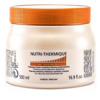 KerastaseNutritive Nutri-Thermique Thermo-Reactive Mascarilla Nutrici�n Intensa ( Cabellos Muy Secos y Sensibles ) 500ml/16.9oz