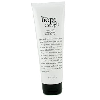 Philosophy-When Hope is Not Enough Omega 3.6.9 Replenishing Body Lotion