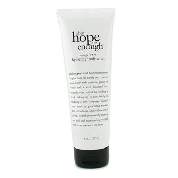 Philosophy-When Hope is Not Enough Omega 3.6.9 Hydrating Body Scrub