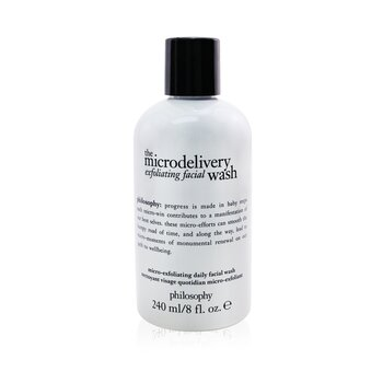 PhilosophyThe Microdelivery Micro-Massage Exfoliating Wash 236.6ml/8oz